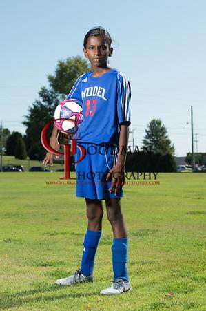 Girls Middle Soccer Model lab