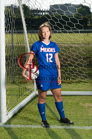 Richmond Model School Girls Soccer