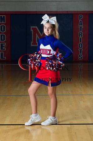 Model middle School Cheer