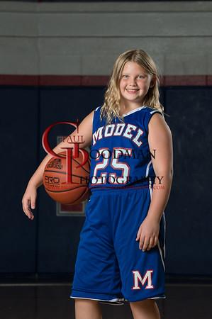 Girls Middle Basketball Model lab