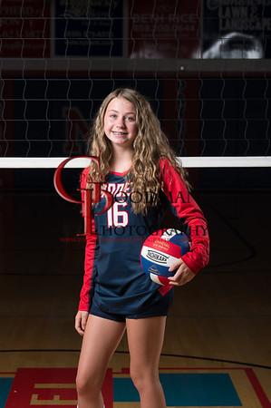 Richmond Model School Volleyball