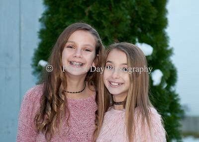Riggs Girls Holiday 2017