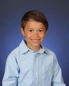 Riley's First Grade School Photos