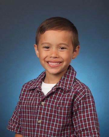 Riley's Kindergarten School Photos