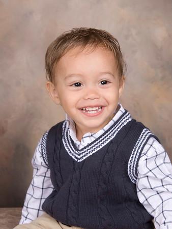 Riley's Preschool Photos