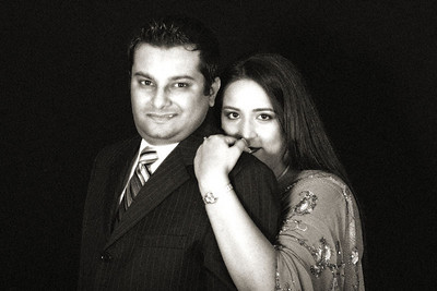 Rizwan & Saima Portraits