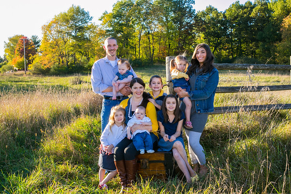 Robinson Family Group