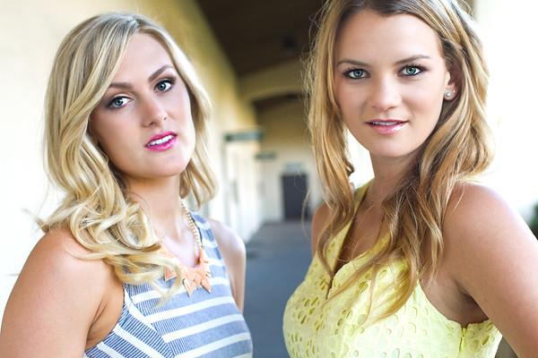 Robyn and Sara