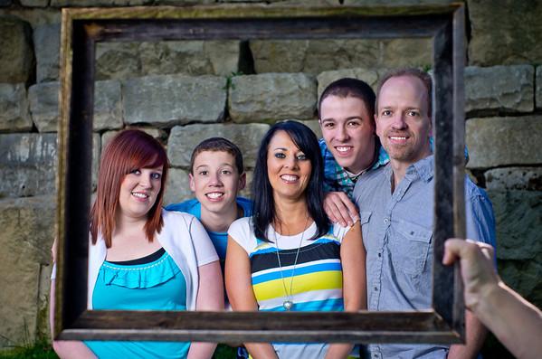 Roger & Brianna Family