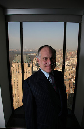 Ronald Lauder portrait.<br /> <br /> FOR ONE TIME USE ONLY IN YEDIOTH ACHRONOT. NOT FOR ANY ADDITIONAL UAGE IN THE MAGAZINE/NEWSPAPER OFFLINE AND/OR ONLINE.  IMAGES CANNOT BE TRANSFER, TRANSMITTED OR SOLD TO ANY MEDIA OUTLET AND/OR ANY OUTSIDE SOURCE.<br /> FOR ADDITIONAL USAGE PLEASE CONTACT SHAHAR AZRAN AT PHOTO@SHAHARAZRAN.COM OR 1.917.697.4426.