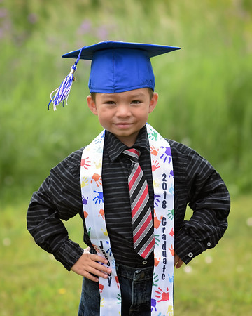 Ronan Headstart Graduates | 2018