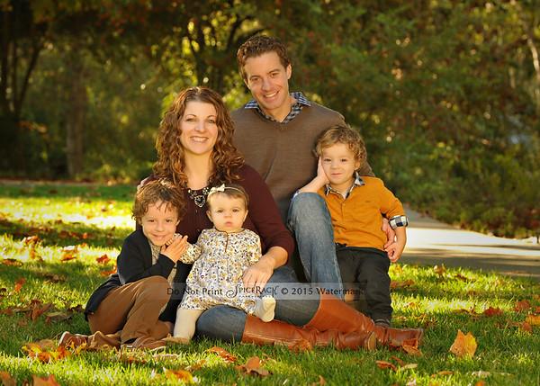 Rose Family Portraits