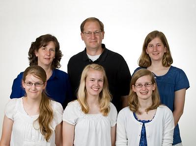 Ruff Family May 2010