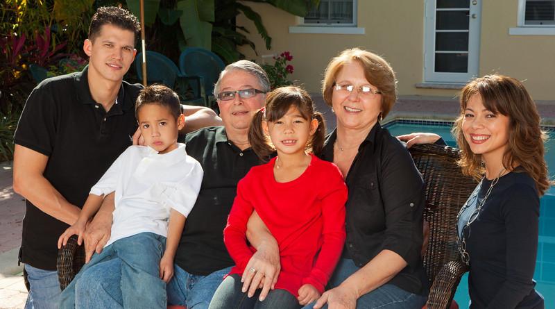 RUIZ DE QUEVEDO FAMILY PORTRAIT-150