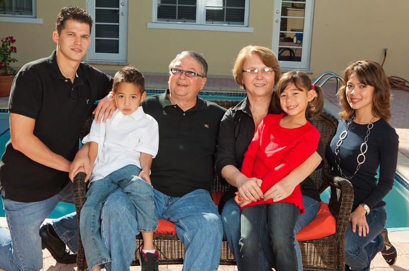RUIZ DE QUEVEDO FAMILY PORTRAIT-144