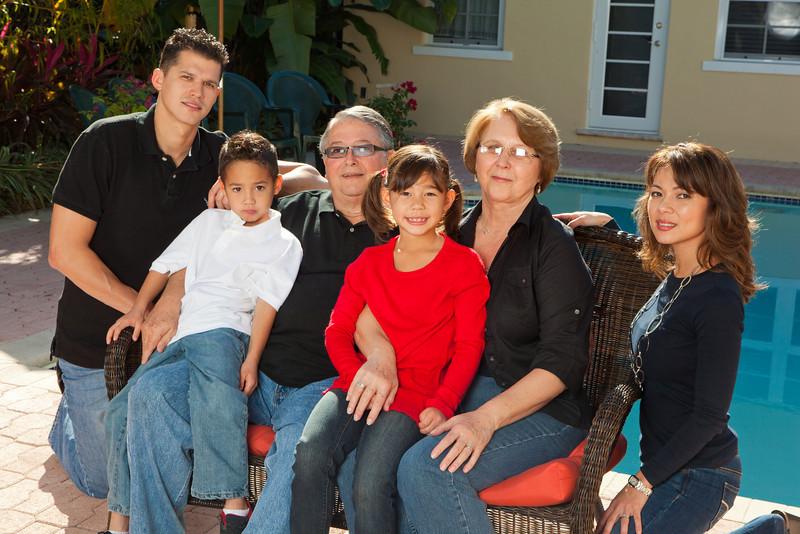 RUIZ DE QUEVEDO FAMILY PORTRAIT-146