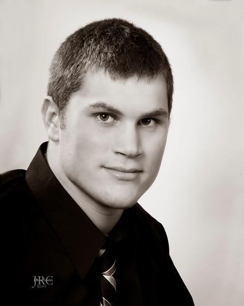 Ryan Bonner 2008