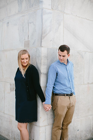 SAM + ALLI | ENGAGED | 4.30.2017
