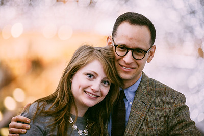 SARAH + SAMUEL | ENGAGED | 3.25.2015