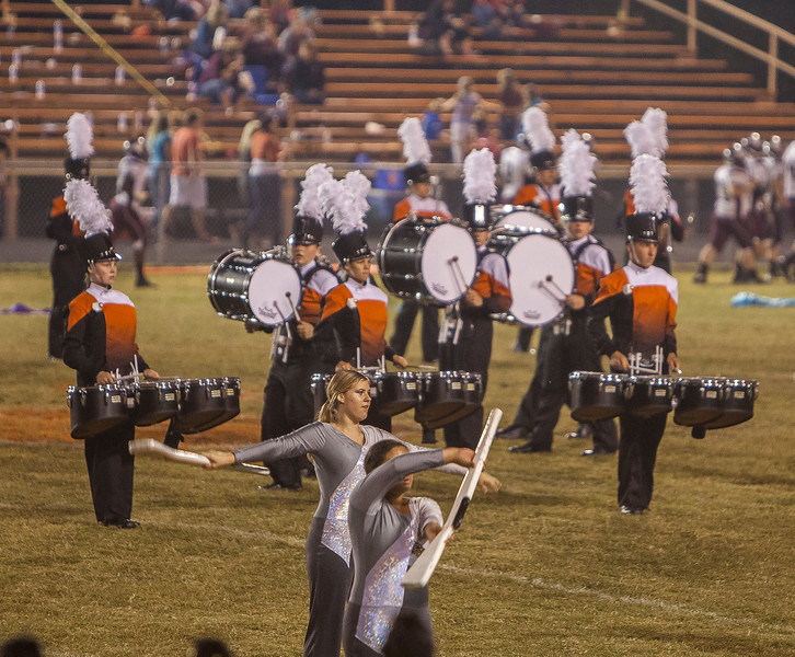 Sept 20 vs Tennessee High (124)