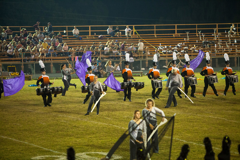 Sept 20 vs Tennessee High (33)
