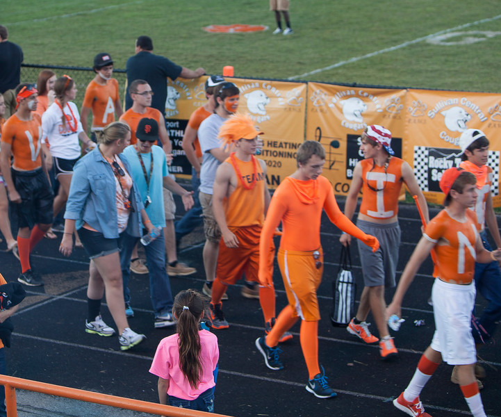 Sept 13 1st home game (2)