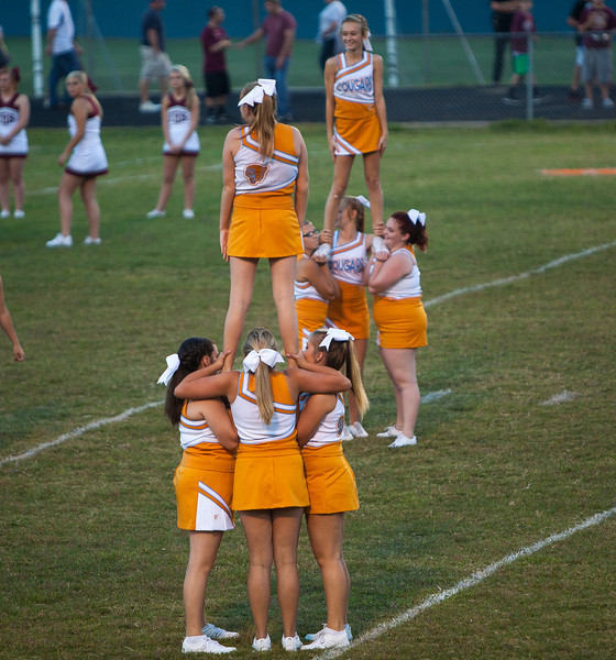 Sept 20 vs Tennessee High (6)