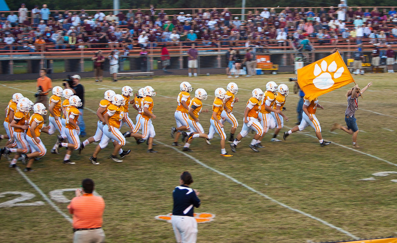 Sept 20 vs Tennessee High (10)
