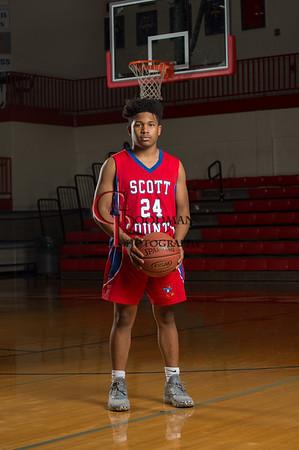 SCHS Basketball boys