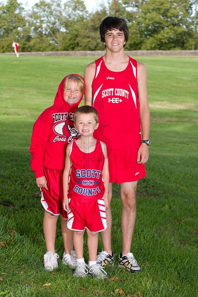 Matt Porter and siblings