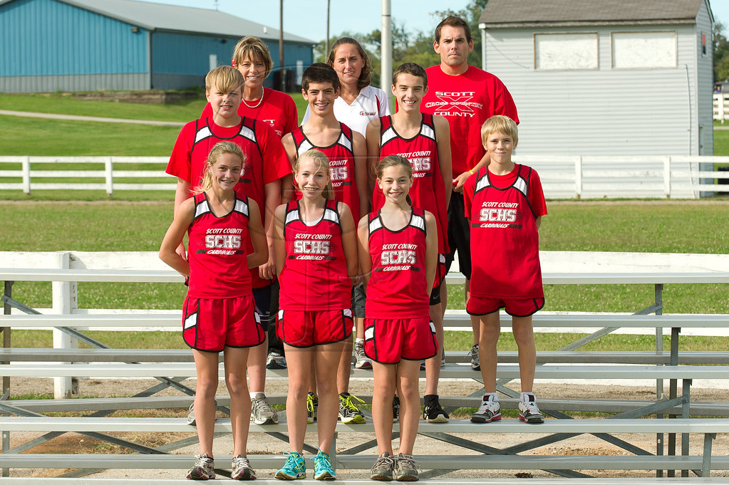 SCHS Cross Country 2011
