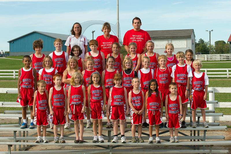 SCHS Cross Country 2011