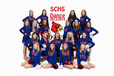 SCHS Dance 2013_2014