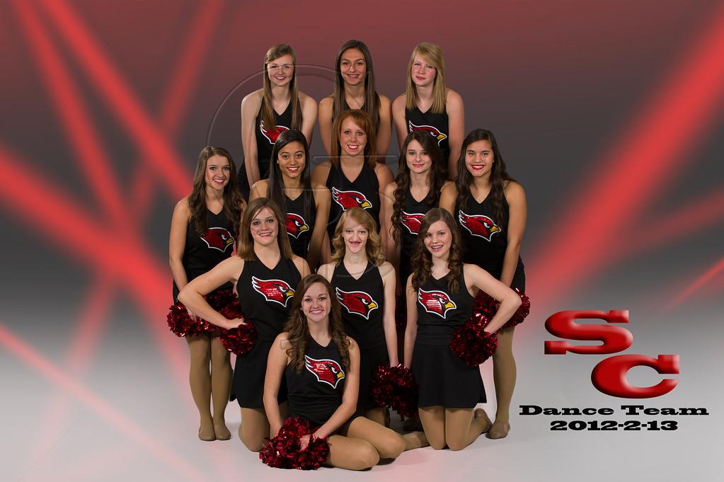 SCHS Dance 2012_2013