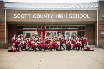 SCHS Dance 2016-17