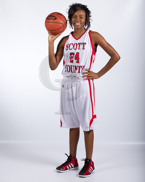 SCHS Girls basketball 2011