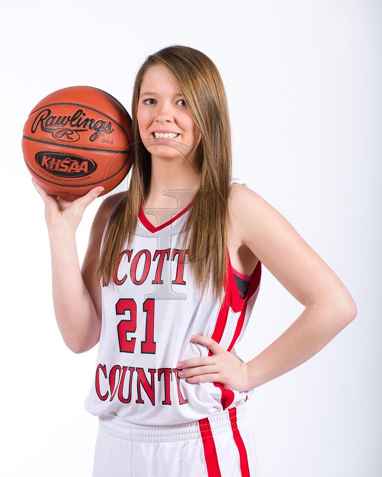 SCHS Girls basketball 2011