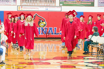 Cardinal Academy Graduation
