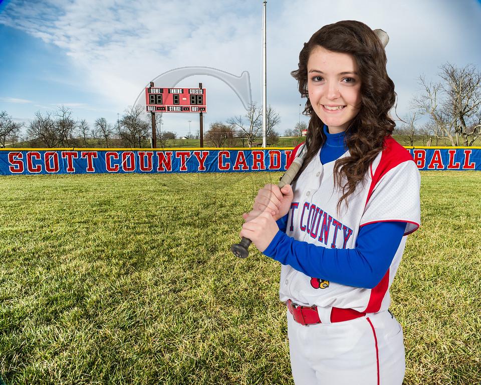 SCHS Softball field