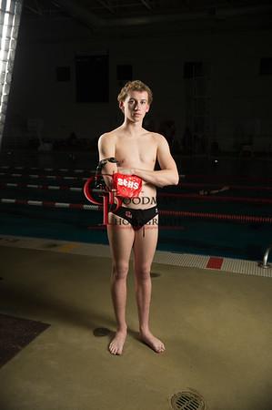 SCHS Swim Poster