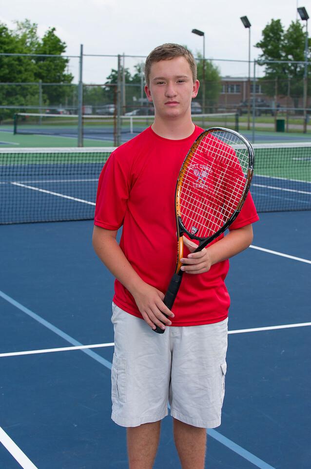SCHS_Tennis_team