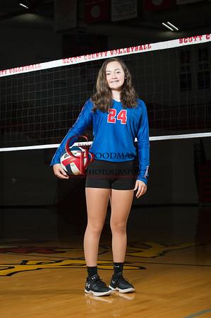 SCHS Volleyball