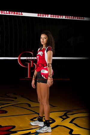 SCHS VolleyBall 2015