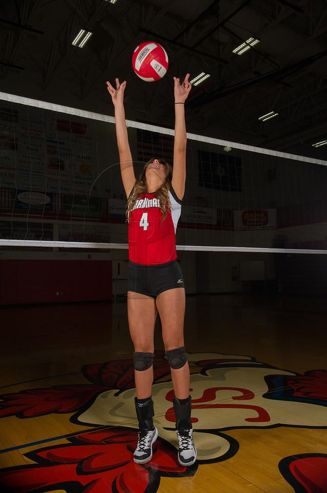 SCHS VolleyBall 2013