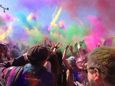 Holi Fesitval of Colors - Spanish Fork, Utah-1011