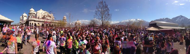 Holi Fesitval of Colors - Spanish Fork, Utah-1001
