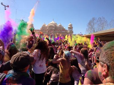 Holi Fesitval of Colors - Spanish Fork, Utah-1010