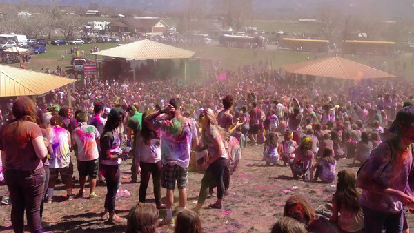Holi Fesitval of Colors - Spanish Fork, Utah-1014