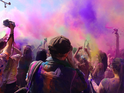 Holi Fesitval of Colors - Spanish Fork, Utah-1012