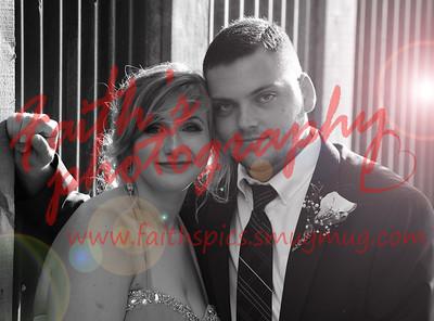 Sabrina & Karl  prom  043016